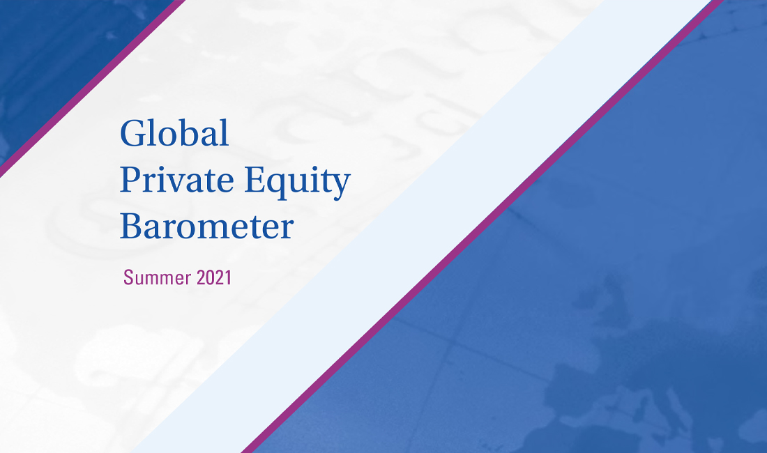 Coller Capital Global Private Equity Barometer Summer 2021